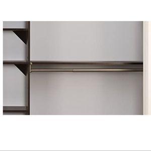ClosetMaid   Expandable Closer Rod , Satin Nickle